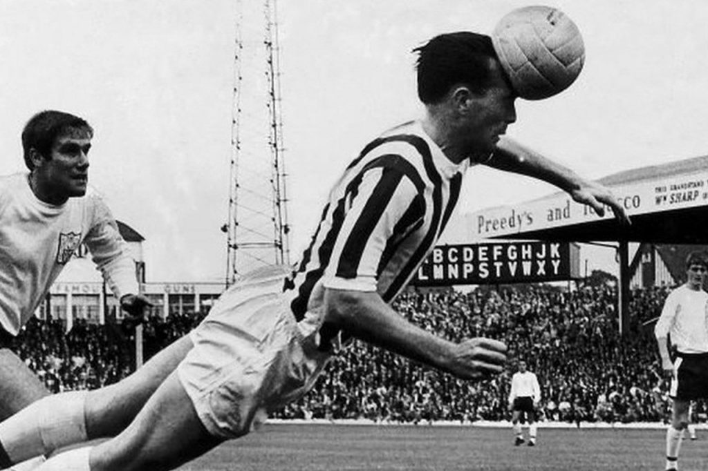 1960's: Ex West Brom great Jeff Astle